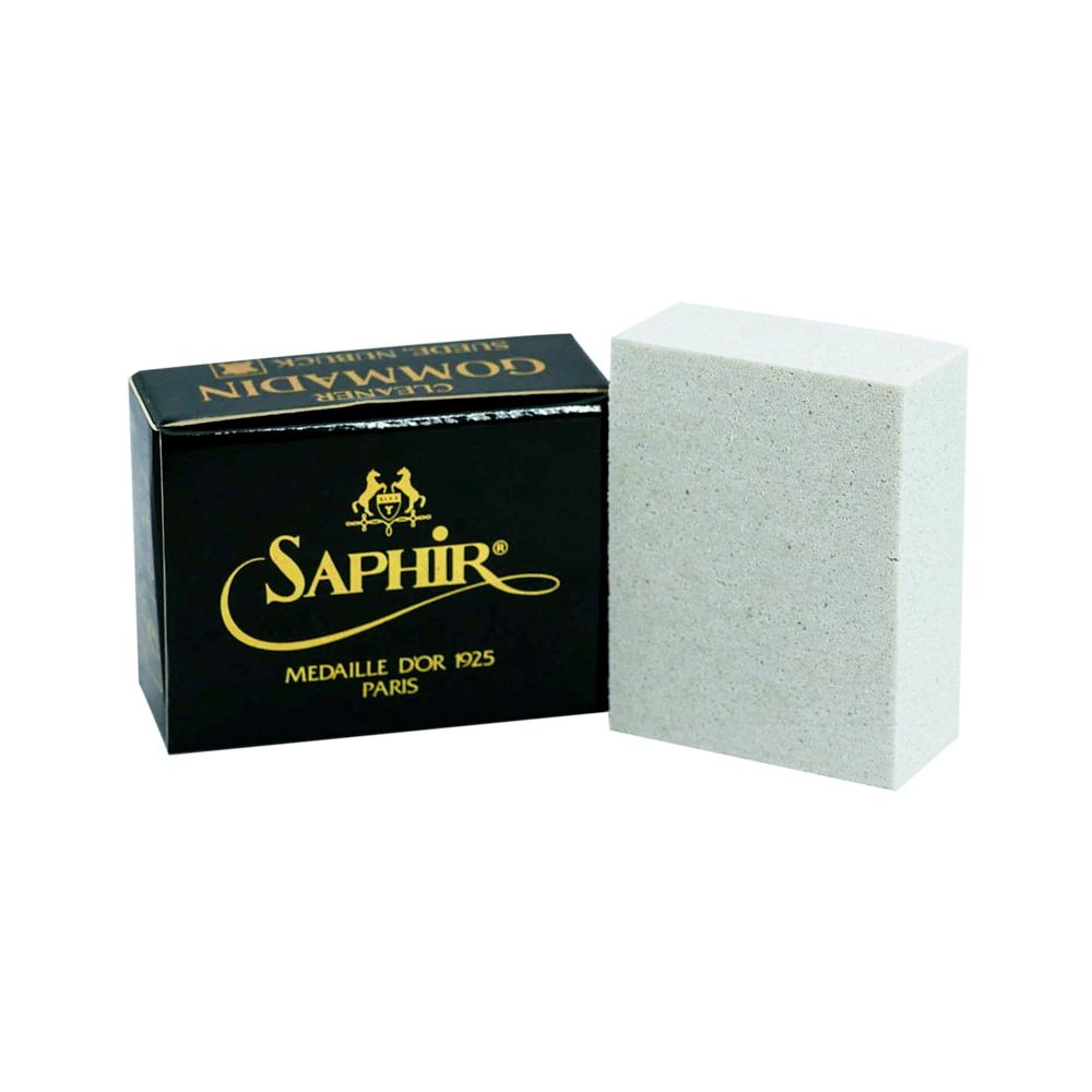 法國SAPHIR金質麂皮去污擦